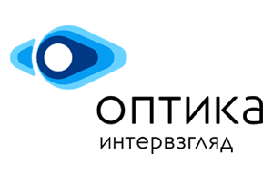 Редизайн для сайта салона оптики Интервзгляд